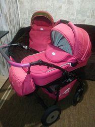 Продам коляску для дівчинки 2 в 1 Sojan x3