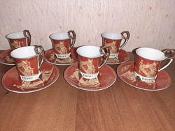 Кофейный сервиз royal porcelain