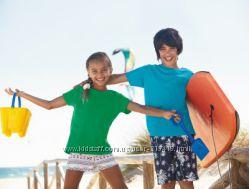 детские футболки хлопок из Европы Fruit of the Loom  1-15лет супер качеств