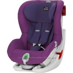Автокресло ROMER KING II ATS Mineral Purple, доставка бесплатно