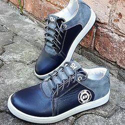 Кожаные кроссовки Шалунишка 591-33 размеры 31-40