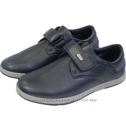 Туфли Tom M синие и черные для мальчиков 33-38