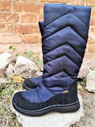 Зимние сапоги Тигина 51080 синие 32-37