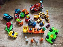 Машинки, наборы, техника