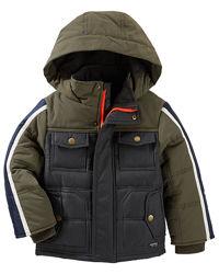 Курточка OshKosh р. 6-7, зима