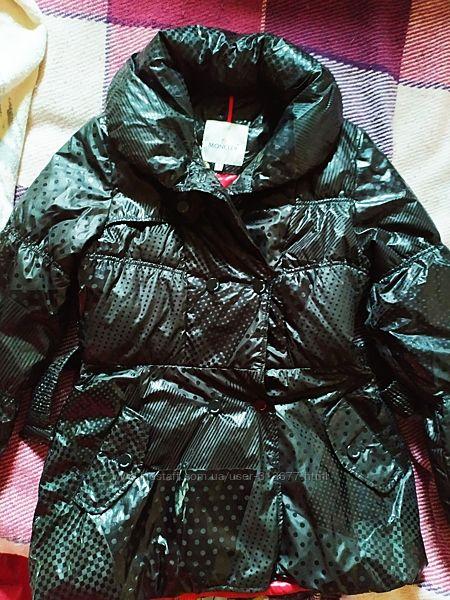 Moncler куртка пуховик