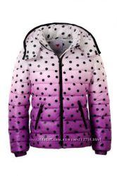 Яркая куртка для девочки подростка, р 170, ТМ Glo-story GMA-3372
