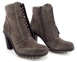Clarks Keswick Stone замшевые Ботинки