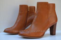 Clarks Ботинки кожаные. Оригинал