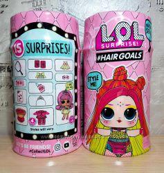 Кукла lol Лол L. O. L. с волосами 5 сезон 1 волна, 2 волна оригинал Mga