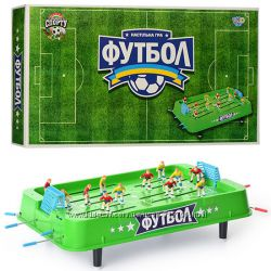 Футбол настольный на штангах большой выбор  дерево и пластик