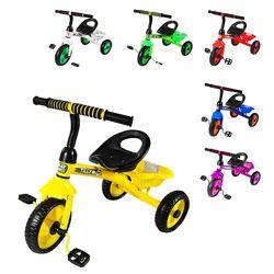 Трехколесный велосипед типа Гномик с 1 до 4 лет, разные модели