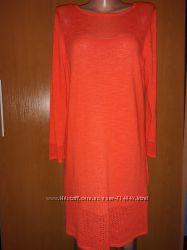 Коктейльное, яркое платье ф. Monsoon L-M uk12 р. 46