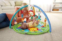 Развивающий коврик Fisher-Price 3 вида