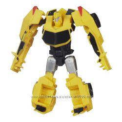 Transformers  Bumblebee 5 шагов трансформации