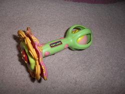 Наши брендовые игрухи TINYLOVE и CHICCO