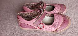 Кожаные туфельки Ессо р.30