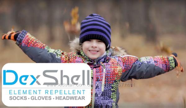 Теплая водозащитная дышащая шапка DexShell