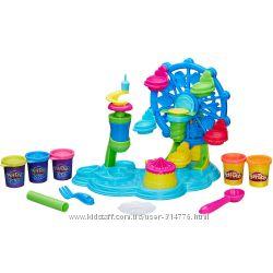 карусель пирожных набор пластилина Play-Doh Плей До оригинал Хазбро США