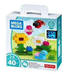 лего совместимый конструктор от 2 лет Mega Bloks мегаблокс Fisher Канада