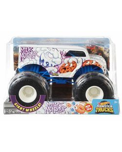 большой металлический джип Хот Вилс Monster Jam Hot Wheels оригинал Маттел