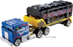 суперпрочная машинка грузовик Хот Вилс Hot Wheels для треков оригинал США