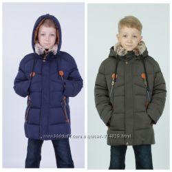 Зимняя куртка Kiko 4630 для мальчика  140-170 р.
