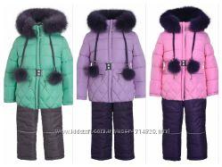 Зимний костюм - комбинезон для девочки Donilo 4947 86-104 размер