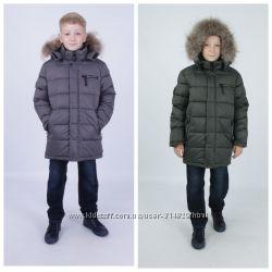 Куртка зима Kiko 5429 для мальчика 134, 140, 146, 152, 158, 164