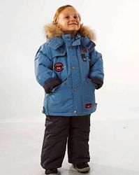 Зимний костюм - комбинезон для мальчика donilo 86, 92, 110, 116, 122, 128