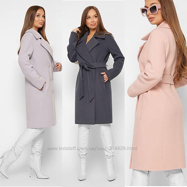 Распродажа Демисезонное женское пальто x-woyz pl-8866 42-48 размер
