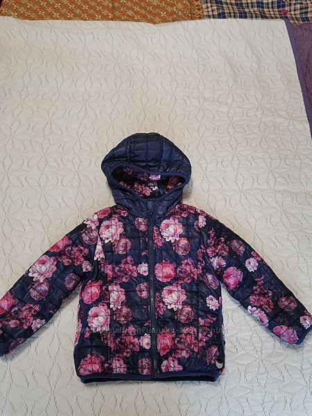 Демисезонная двусторонняя куртка Coccodrillo 98р