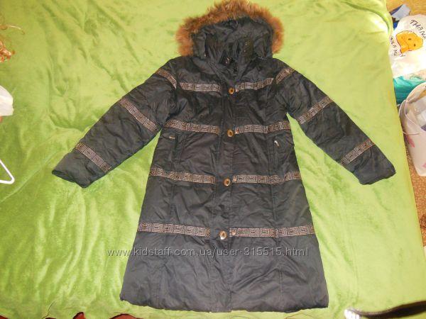 Пальто пуховик р  48