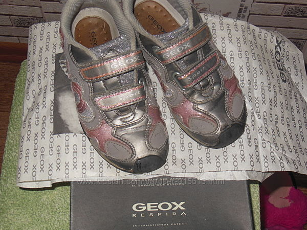 Кроссовки Geox р 30 стелька 18,5см-250грн