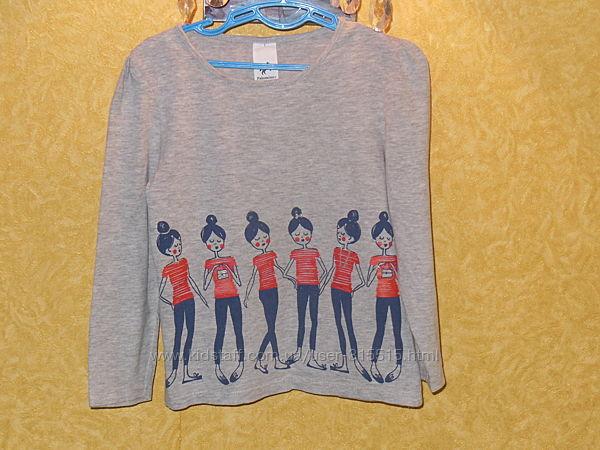 Одежда для девочки б\у 1-7 лет