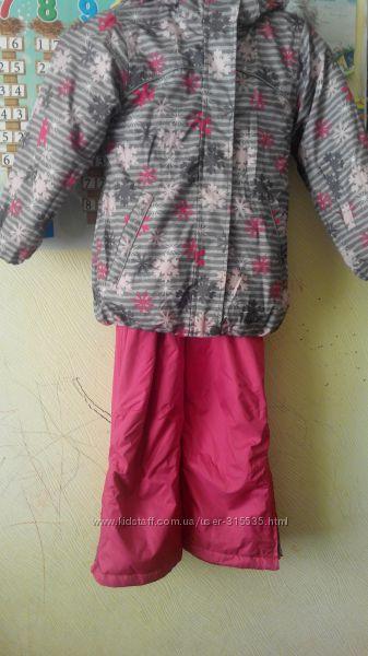 Наш зимний костюм р. 110-116