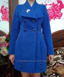 Шикарное пальто-тюльпан. Модная осень