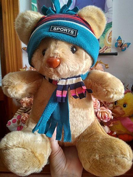 Cute teddy bears. Плюшевый мишка. 30 см.