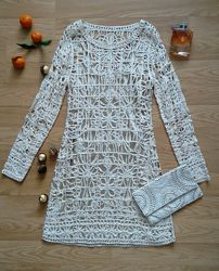 Коктейльное платье Маркс & Спенсер размер S-М