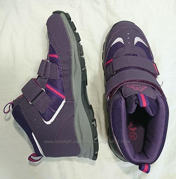 Новые зимние ботинки Kappa 34р