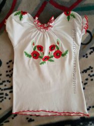 Вышиванка и юбка вышиванка