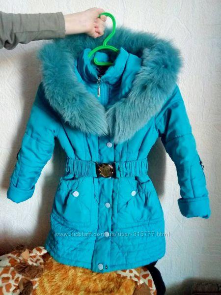 Пальто евро-зима, холодная осень