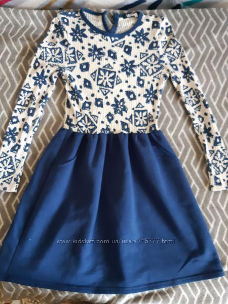 Платье 128-134 рост