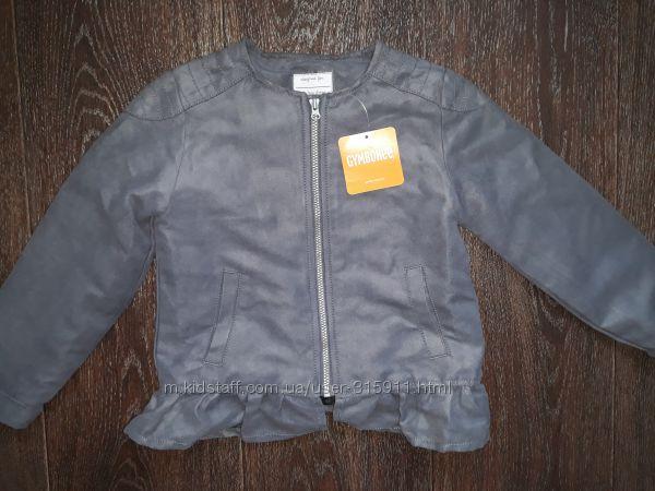 Стильная куртка для девочки, Gymboree 5 лет