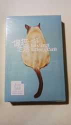 Кошки набор открыток 30 шт