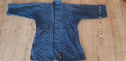 Кимоно для дзюдо на 140-150 рост