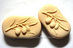 Эко-мыло натуральное, органическое сваренное с нуля хол. способом.