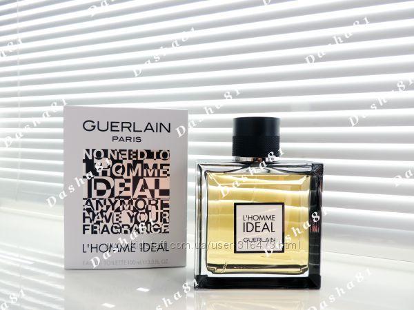 Guerlain LHomme Ideal распив мужского аромата
