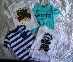 Распродажа новых футболок, США, Англия