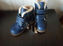 Ботинки на мальчика George демисезон стелька 14, 5